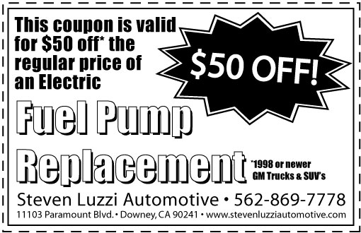 auto repair downey - steven luzzi automotive