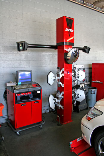 Wheel Alignment or Tire Alignment in Downey, CA - Steven Luzzi ...